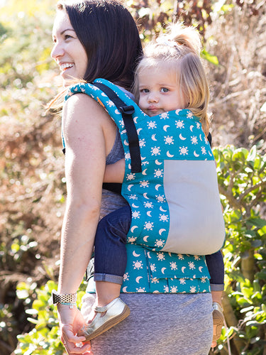 Coast Aurora- Tula Toddler Carrier