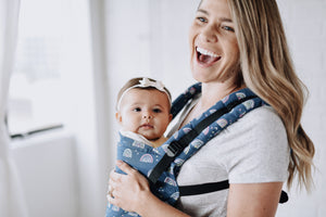 Dreamy Skies - Tula Free-to-Grow Baby Carrier