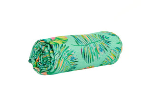 Electric Leaves - Tula Cuddle Me Blanket