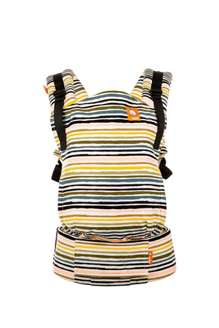 Shoreline -  Ju-Ju-Be - Tula Free-to-Grow Baby Carrier