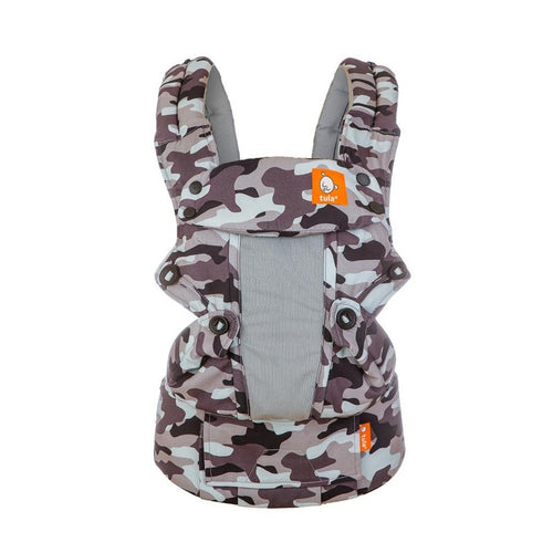 Coast Grit Camo - Explore Baby Carrier