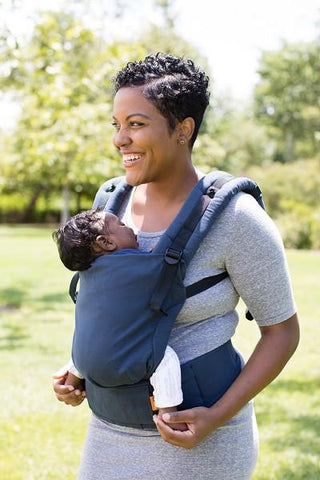 Indigo - Tula Free-to-Grow Baby Carrier