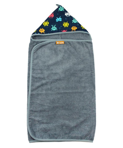 Little Gamer - Tula Hooded Towel