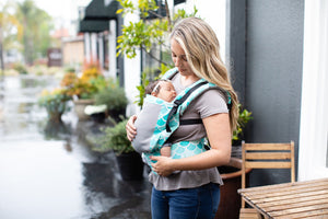 Coast Syrena Sky - Tula Free-to-Grow Baby Carrier