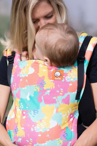 Paint Palette - Tula Toddler Carrier