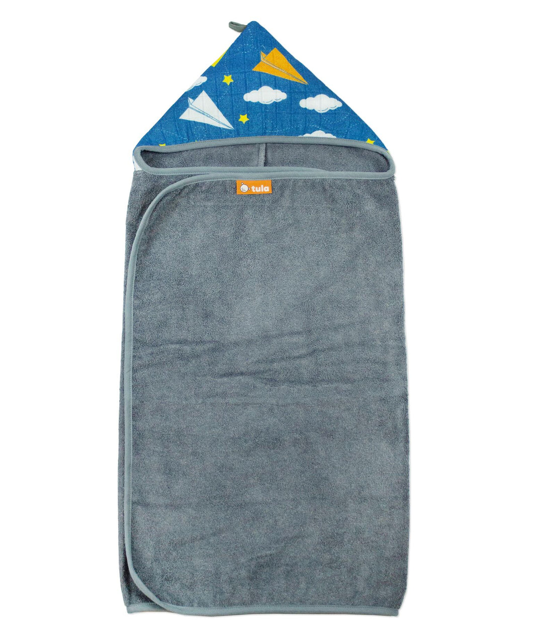Paper Planes - Tula Hooded Towel