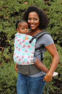Pineapple Palm - Tula Toddler Carrier