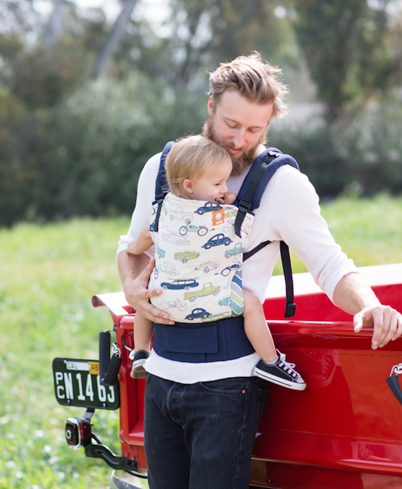 Slow Ride - Tula Toddler Carrier