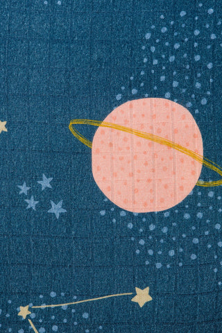 Spaced Out - Tula Baby Blanket