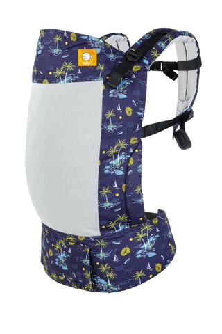 Coast Vacation- Tula Toddler Carrier