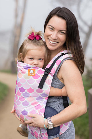 Syrene Sea - Tula Toddler Carrier