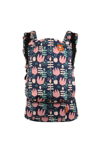 Twilight Tulip - Tula Toddler Carrier