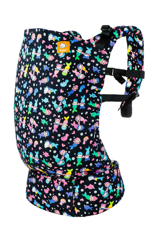 Baby Tula Preschool Carrier - Fin-Fluorescence