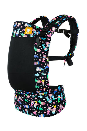 Coast Fin-Fluorescence - Tula Toddler Carrier