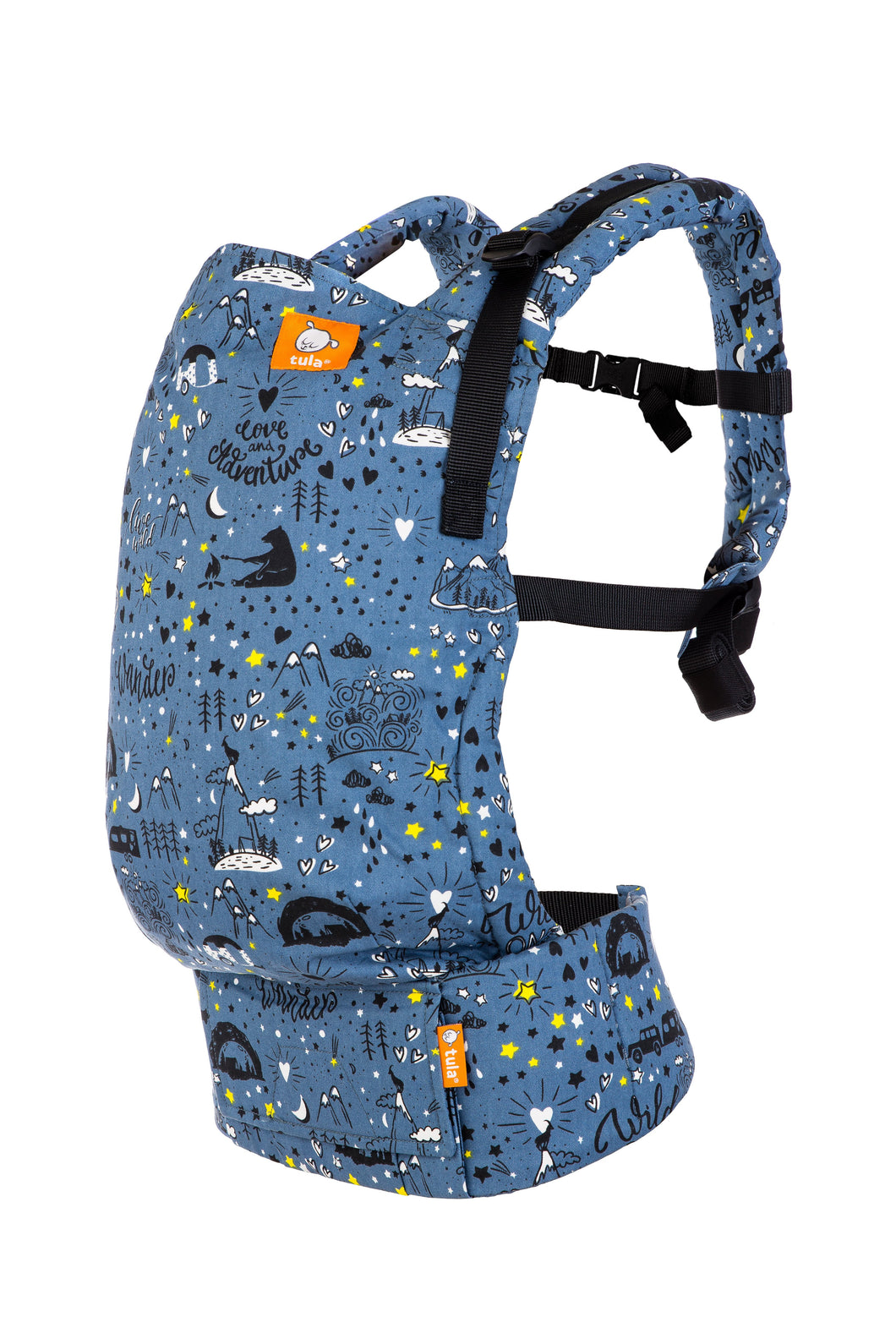 Wander - Tula Free-to-Grow Baby Carrier