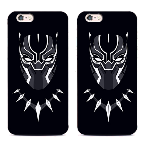 Black Panther Mystery iPhone Case - DC Marvel World