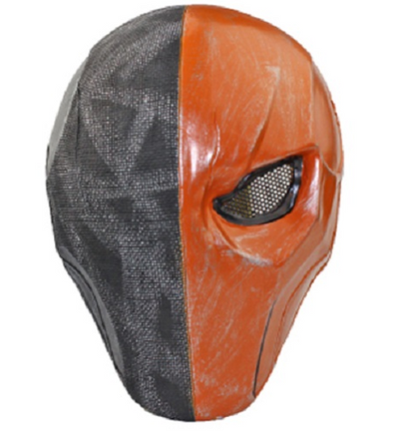 Deathstroke Arkham Mask - DC Marvel World