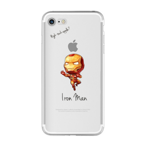 Iron Man High Tech Apple? iPhone Case - DC Marvel World