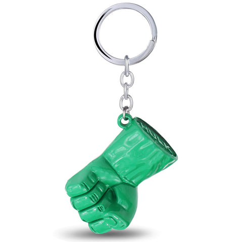 Hulk Fist Keychain - DC Marvel World