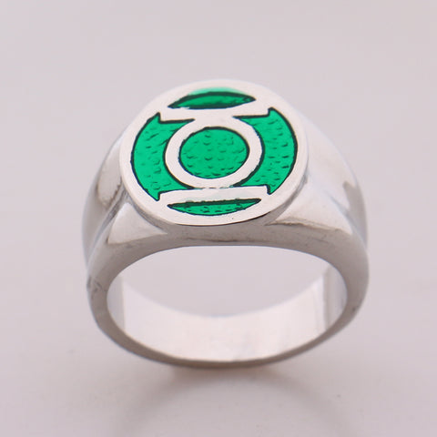 Green Lantern Silver Power Ring - DC Marvel World