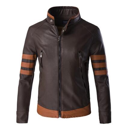 WOLVERINE LEATHER JACKET - DC Marvel World