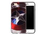 Captain America iPhone Shield Case - DC Marvel World