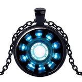 Iron Man Arc Reactor Pendant Necklace - DC Marvel World