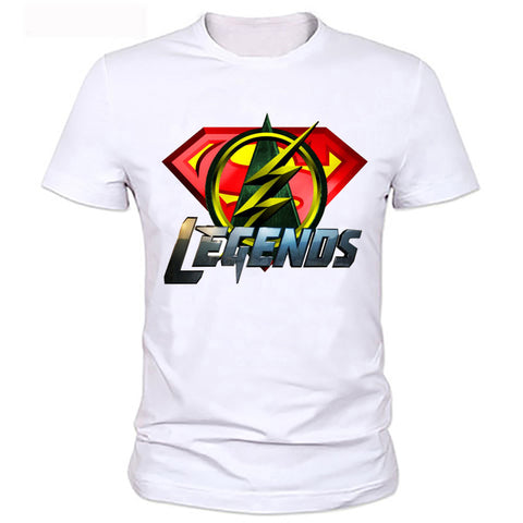 Legends T Shirt - DC Marvel World