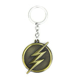Flash Lightning Bolt Keychain - DC Marvel World