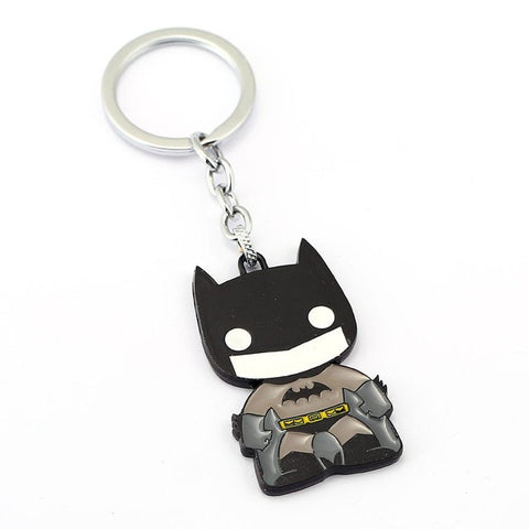 Mini Batman Keychain - DC Marvel World