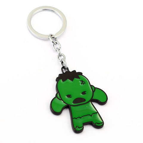 Mini Hulk Keychain - DC Marvel World