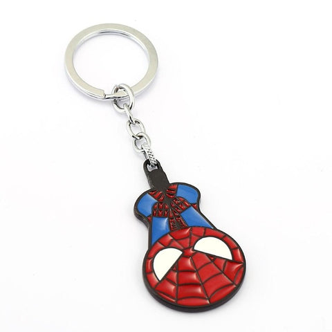 Mini Spider-Man Keychain - DC Marvel World