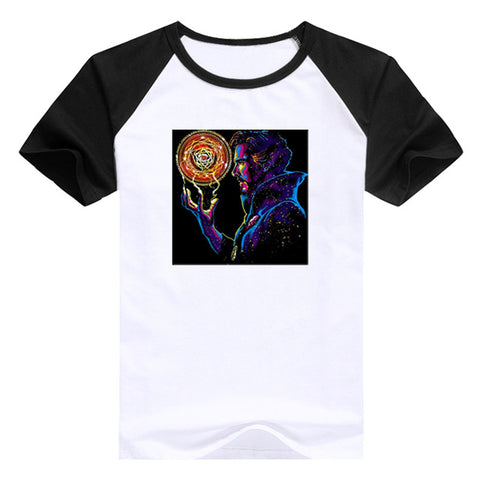 Dr Strange Forces T-Shirt - DC Marvel World
