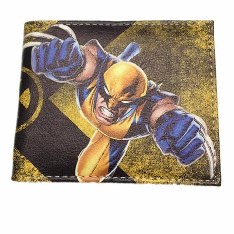 X - Men Wolverine Bi-Fold Wallet - DC Marvel World