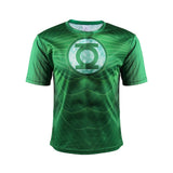Green Lantern Suit Up T Shirt - DC Marvel World