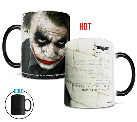 Joker Face Magic Mug - DC Marvel World