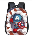 Captain America Mini Backpack - DC Marvel World