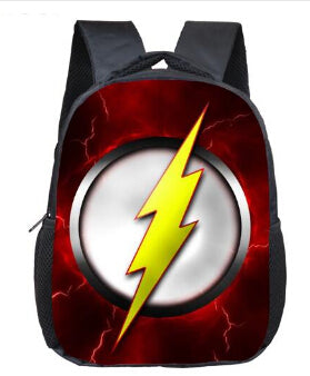 Flash Logo Mini Backpack - DC Marvel World