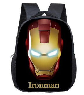 Iron Man kids Backpack - DC Marvel World