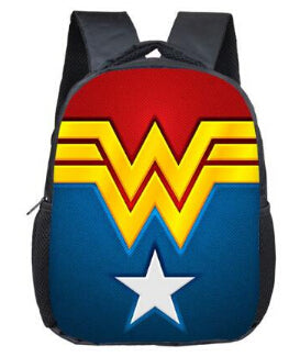 Wonder Woman Mini Backpack - DC Marvel World
