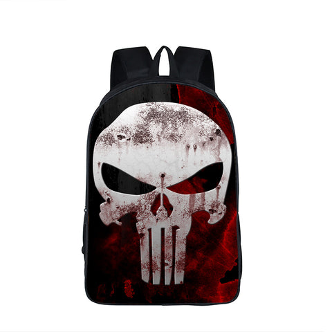 Punisher Mini Backpack - DC Marvel World