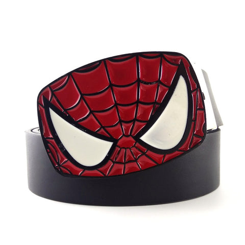 Spiderman Buckle Belt - DC Marvel World