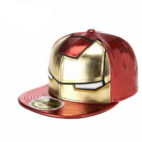 Iron Man Avengers Hero Snapback - DC Marvel World