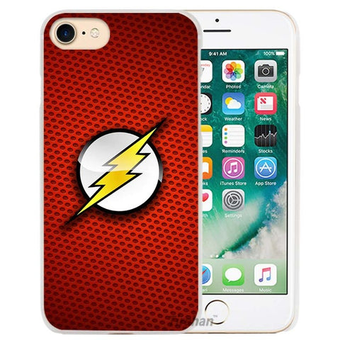 The Flash Logo iPhone Case - DC Marvel World