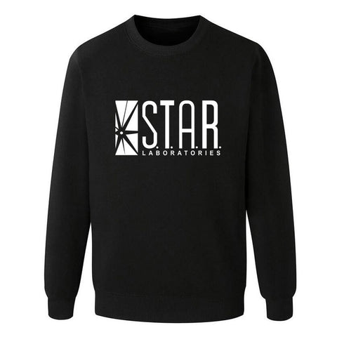 S.T.A.R. Labs Pullover - DC Marvel World