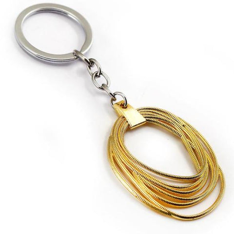 Wonder Woman Lasso Keychain - DC Marvel World