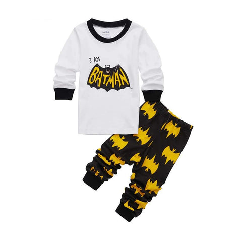 Boys Batman Pajamas - DC Marvel World