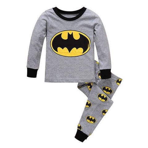 Boys Batman Costume Pajamas - DC Marvel World