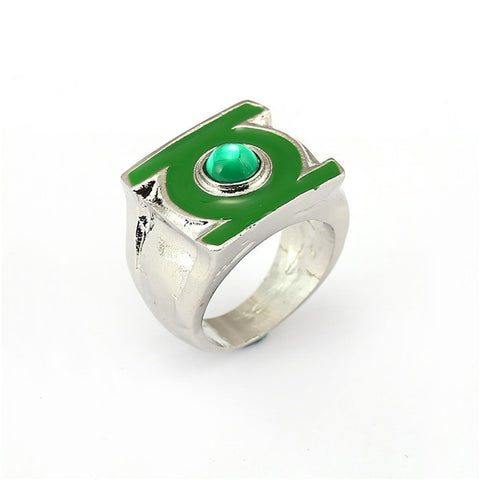 Green Lantern Stone Ring - DC Marvel World