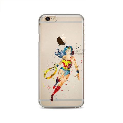 Wonder Woman Classic iPhone Case - DC Marvel World